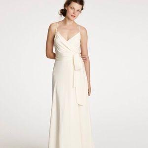 J. Crew Goddess Wedding Gown